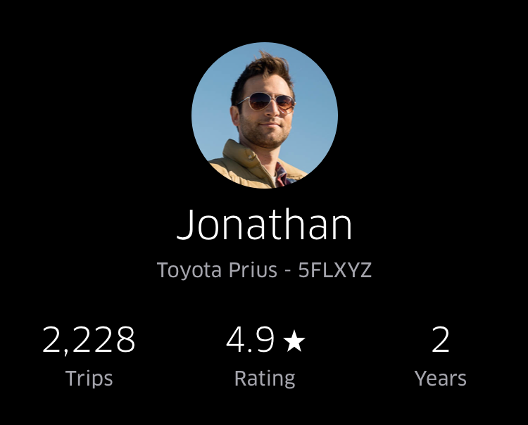 driver profiles  how uber engineered a new feature to