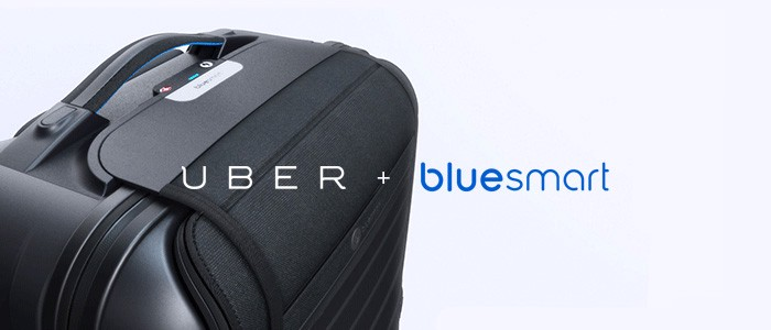 Bluesmart Puts the Power of Uber Into Your Carry On