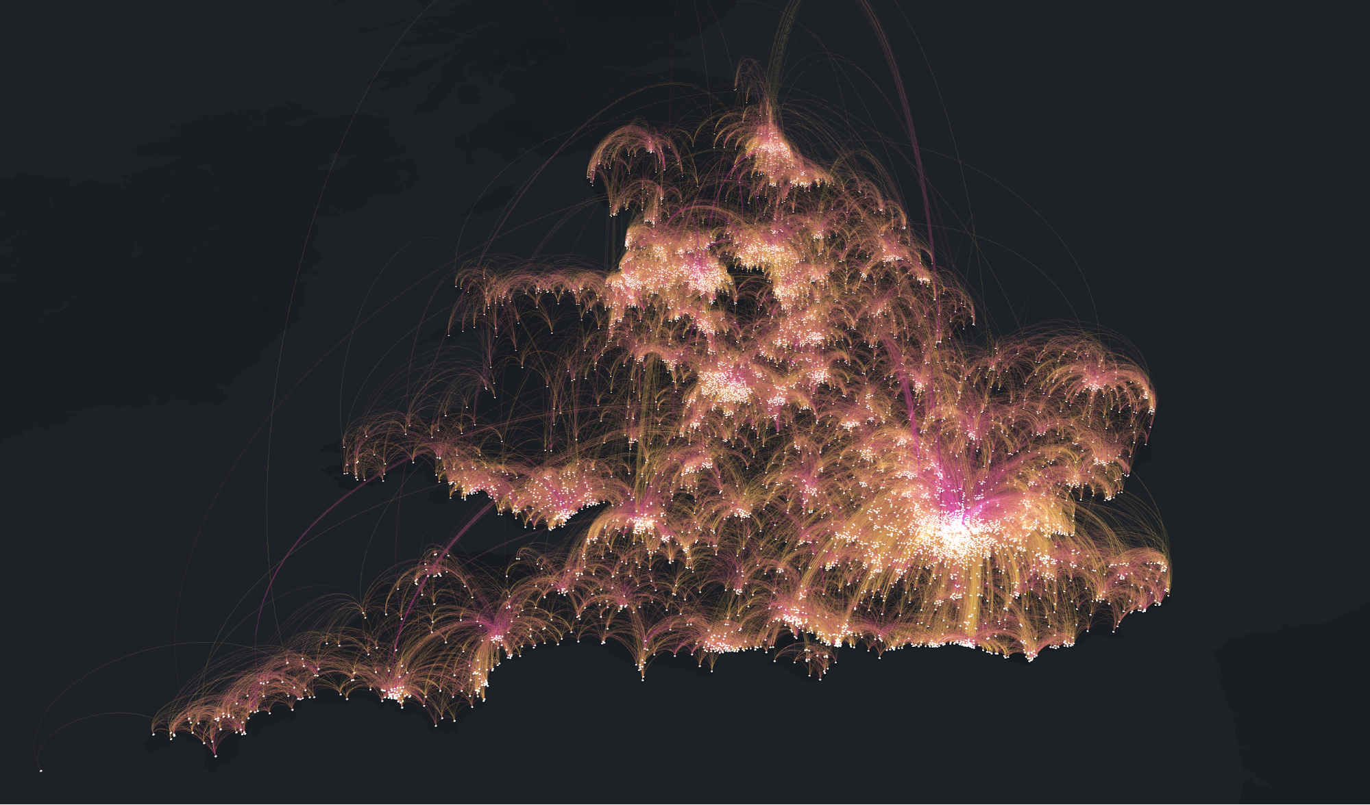 From Beautiful Maps to Actionable Insights: Introducing kepler gl
