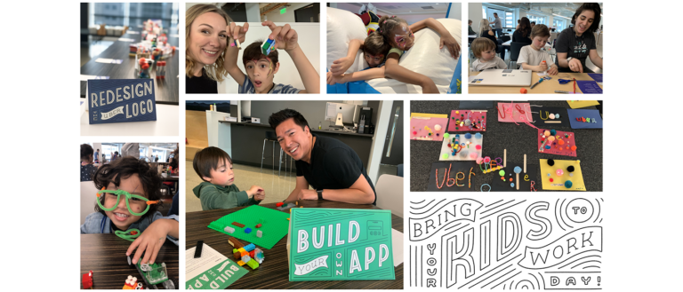 Uber Engineering Celebrates Take Your Kids to Work Day